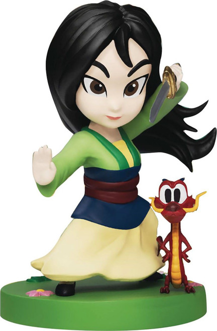 Disney Mini Egg Attack Mulan 6-Inch Figure MEA-016