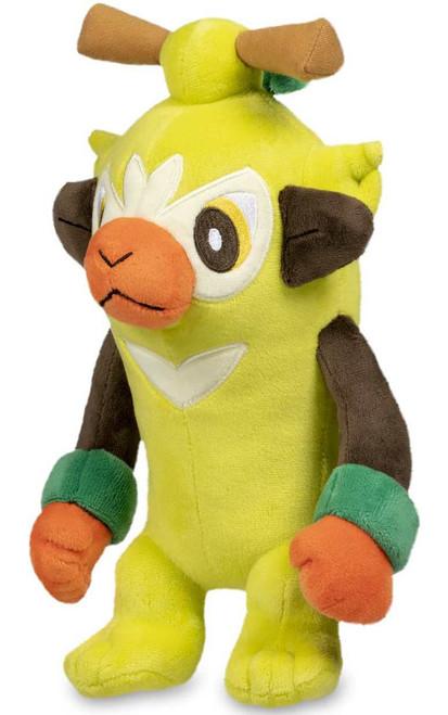 Pokemon Thwackey Exclusive 11.25-Inch Plush