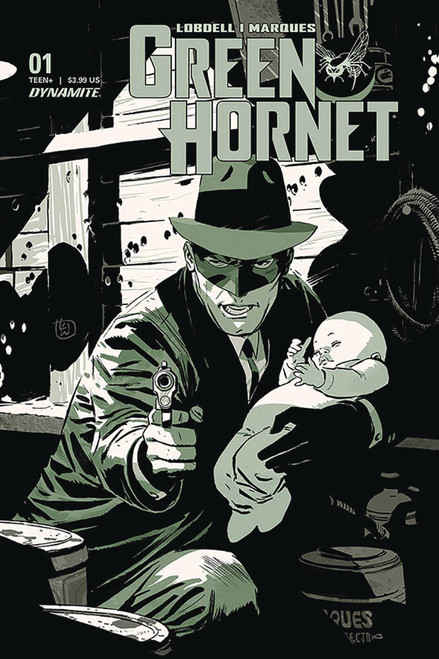 Dynamite Entertainment Green Hornet #1 Comic Book