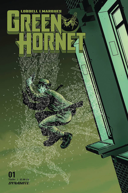 Dynamite Entertainment Green Hornet #1 Comic Book [McKone Variant Cover C]