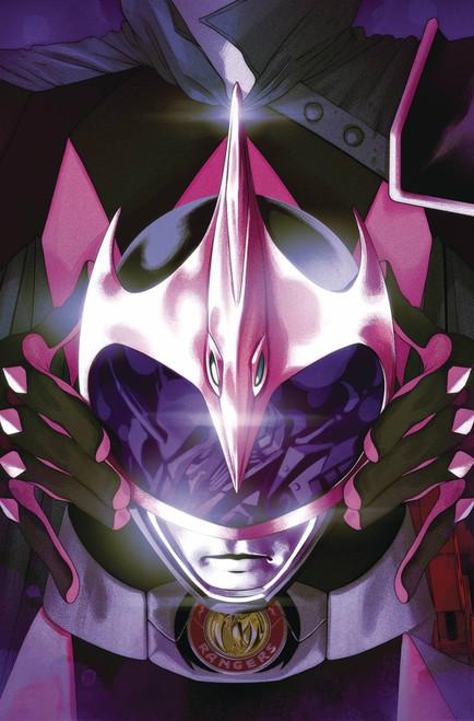 Boom Studios Power Rangers Ranger Slayer #1 Comic Book [Montes Foil Variant]