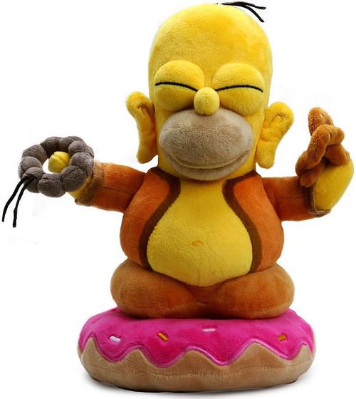 The Simpsons Buddha Homer 11-Inch Plush