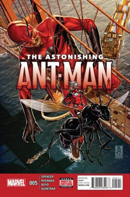 Marvel The Astonishing Ant-Man, Vol. 1 #5A Comic Book