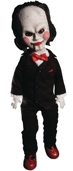 Living Dead Dolls Saw LDD Presents Billy 10-Inch Doll