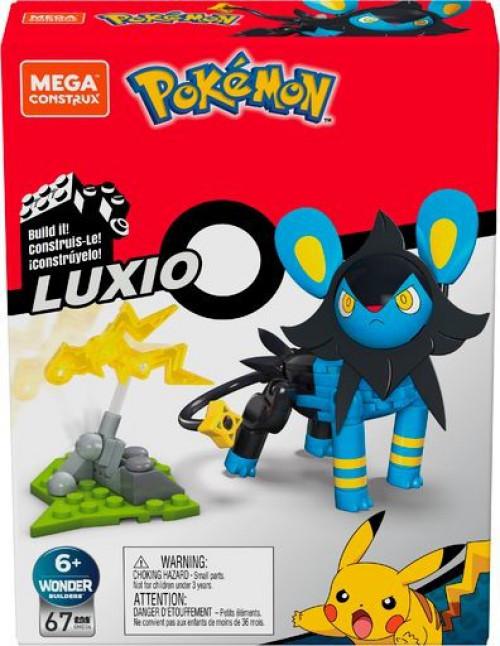 Pokemon Luxio Set