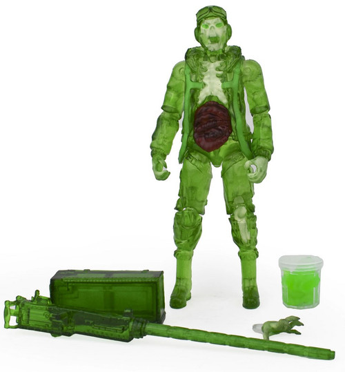 FigBiz Heavy Metal Nelson, B-17 Tailgunner Action Figure [Slime Pit Prototype, Limited Edition of 200]
