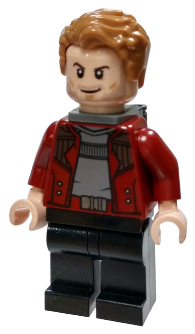 LEGO Marvel Guardians of the Galaxy Vol. 2 Star-Lord Minifigure [Jet Pack Loose]