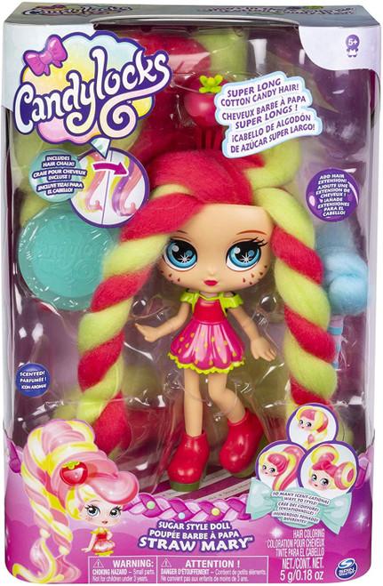 Candylocks Sugar Style Straw Mary Doll [Version 2]