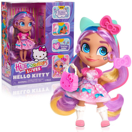 Hairdorables Loves Hello Kitty Doll [Limited Edition]