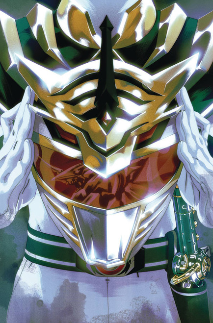 Boom Studios Mighty Morphin Power Rangers #52 Comic Book [Montes Foil Variant]