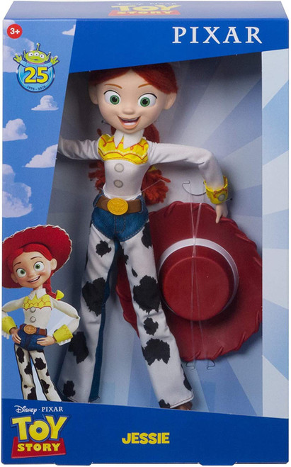 Toy Story 25th Anniversary Jessie Action Figure