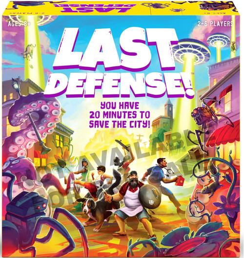 Funko Signature Games Last Defense Strategy Game