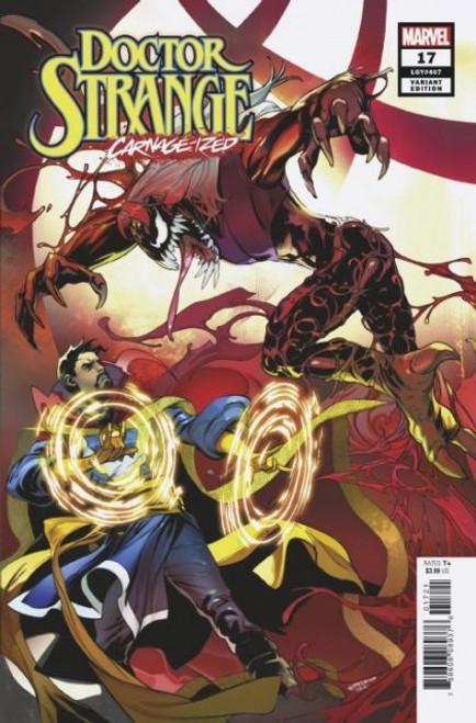 Marvel Doctor Strange, Vol. 5 #17B Comic Book