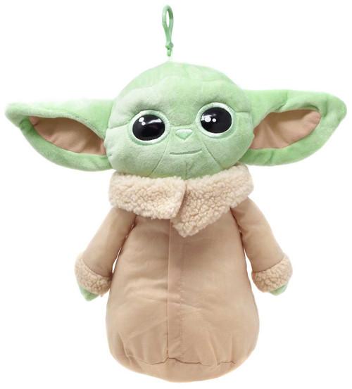 Star Wars The Mandalorian Baby Yoda / Grogu 12-Inch Plush [Coin/Clip]