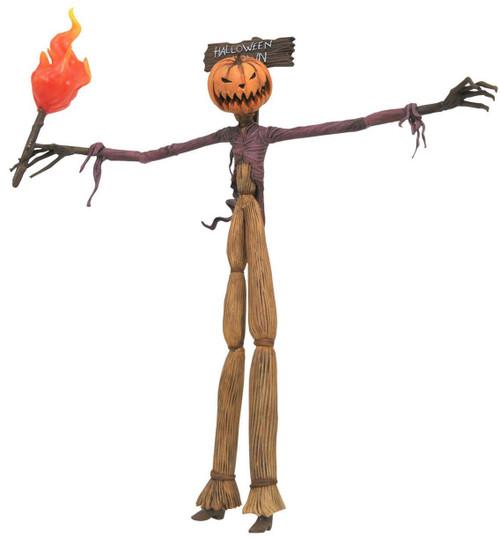 Nightmare Before Christmas Best of Series 2 Jack as the Pumpkin King Action Figure