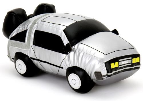 Back to the Future Phunny DeLorean 11-Inch Plush