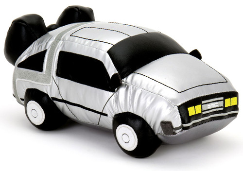 Back to the Future Phunny DeLorean 11-Inch Plush (Pre-Order ships January)