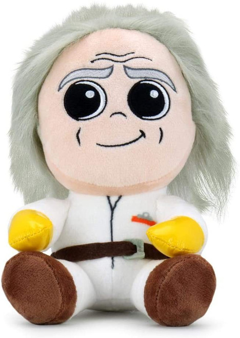 Back to the Future Phunny Doc Brown 8-Inch Plush