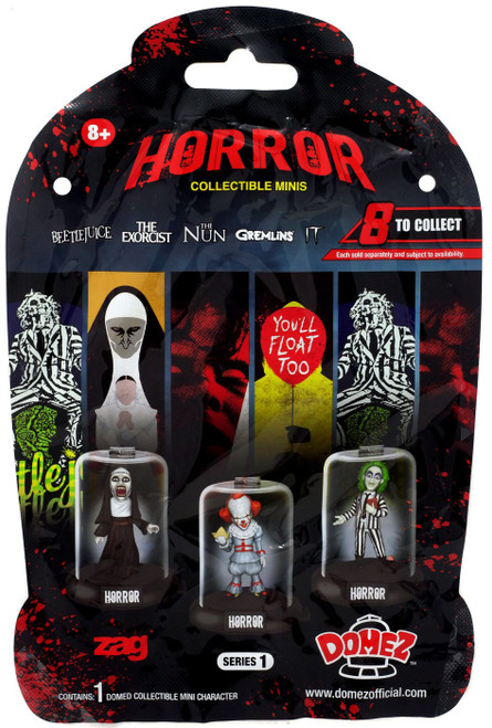 Domez Series 1 Horror Mystery Pack