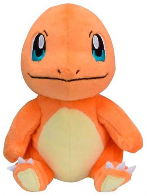 Pokemon Sitting Cuties Charmander Exclusive 5-Inch Plush