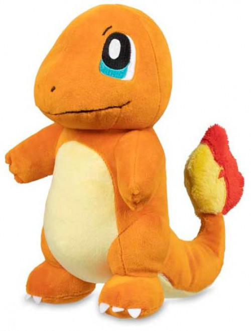 Pokemon Charmander Exclusive 9-Inch Plush