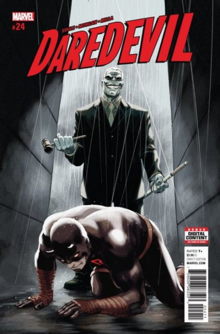 Marvel Daredevil, Vol. 5 #24 Comic Book