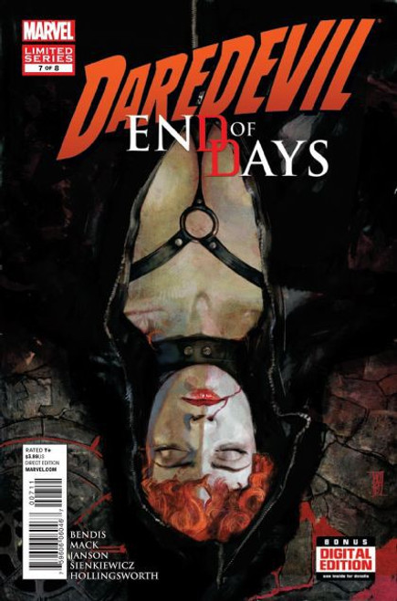 Marvel Daredevil: End of Days #7A Comic Book