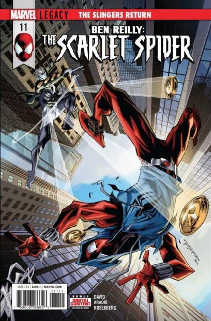 Marvel Ben Reilly: The Scarlet Spider #11 Comic Book