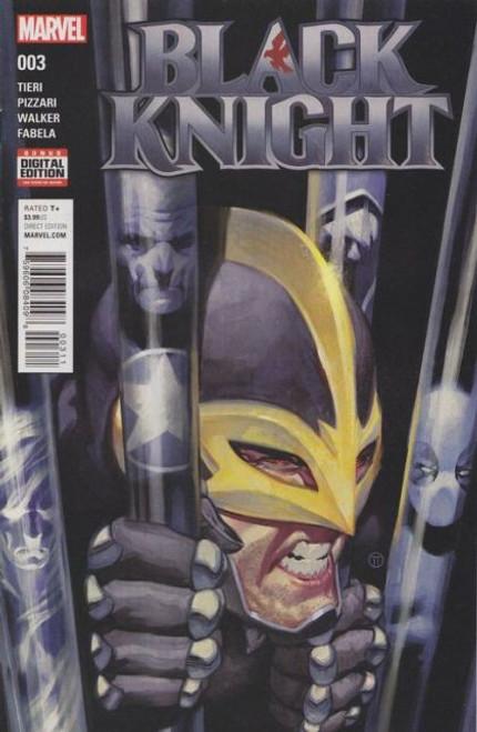 Marvel Black Knight, Vol. 4 #3A Comic Book