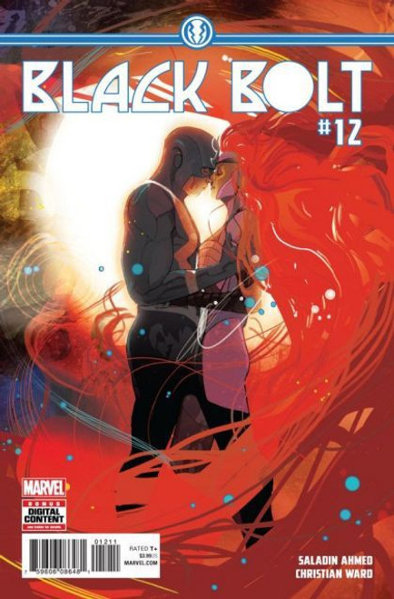Marvel Black Bolt #12 Comic Book