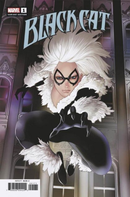 Marvel Black Cat, Vol. 1 #1G Comic Book