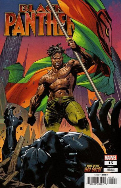 Marvel Black Panther, Vol. 7 #15B Comic Book