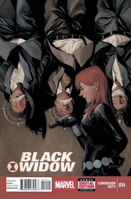 Marvel Black Widow, Vol. 6 #14 Comic Book