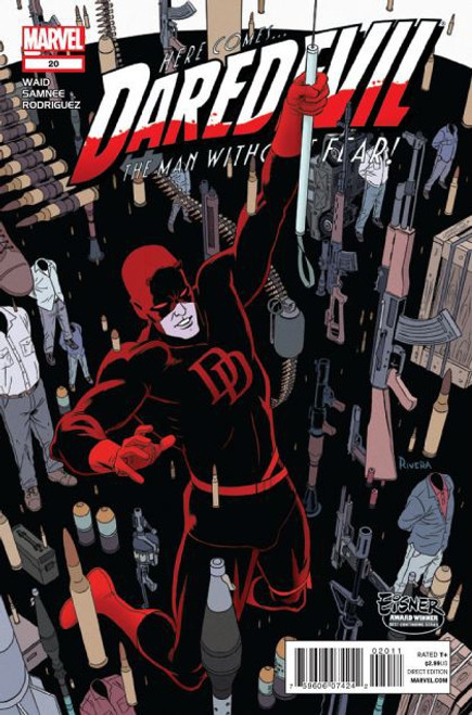 Marvel Daredevil, Vol. 3 #20 Comic Book