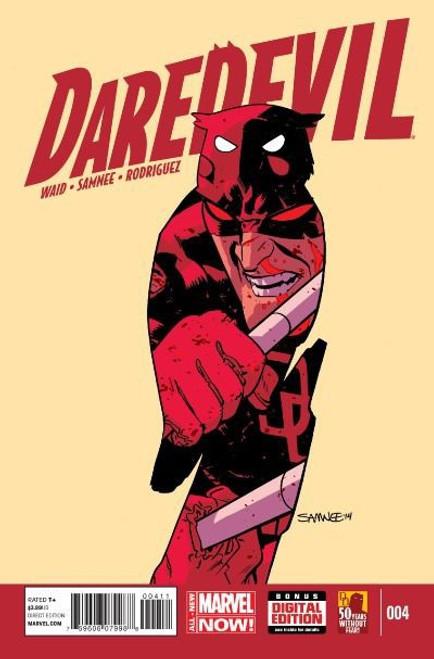 Marvel Daredevil, Vol. 4 #4A Comic Book