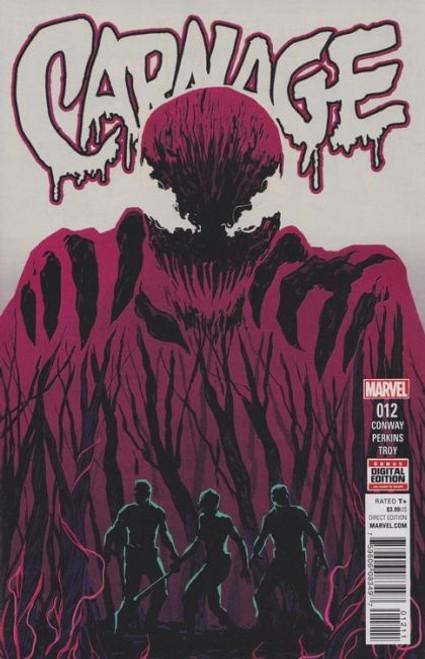 Marvel Carnage, Vol. 2 #12 Comic Book