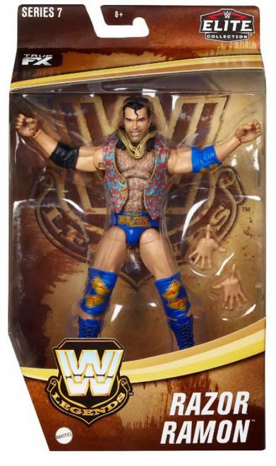 WWE Wrestling Elite Collection Legends Razor Ramon Action Figure
