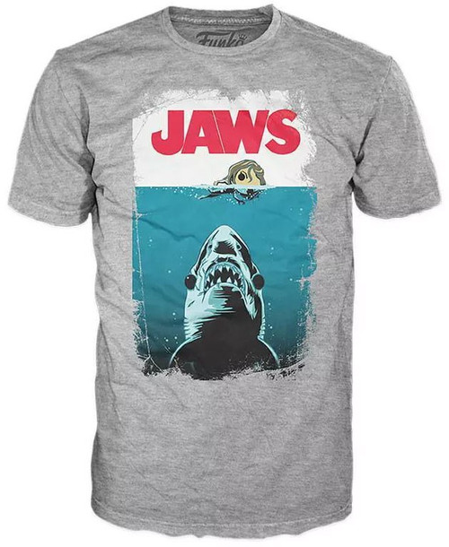 Funko POP! Movies Jaws Exclusive T-Shirt [Large]