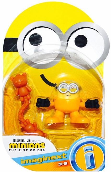 Fisher Price Despicable Me Minions: Rise of Gru Imaginext Bob with Nunchucks Mini Figure