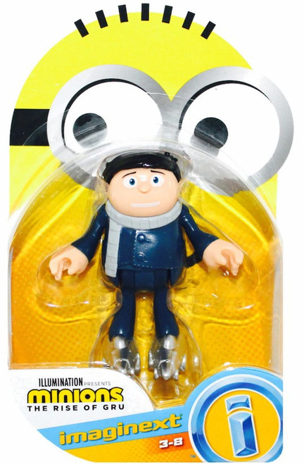 Fisher Price Despicable Me Minions: Rise of Gru Imaginext Gru Mini Figure