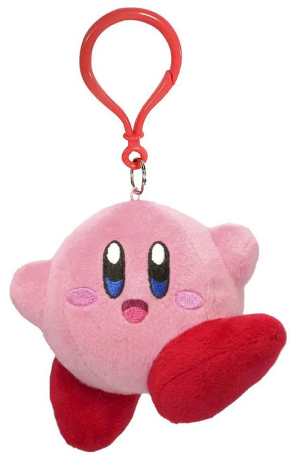 Kirby's Adventure Kirby 3.5-Inch Plush [Jumping]
