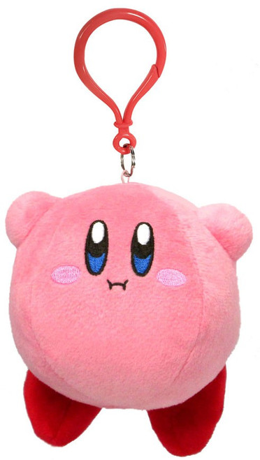 Kirby's Adventure Kirby 3.5-Inch Plush [Hovering]