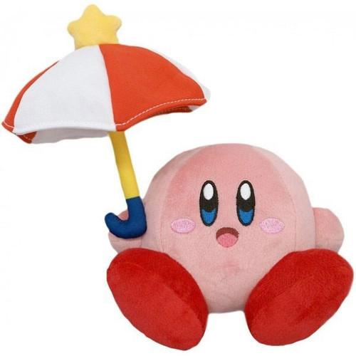Kirby's Adventure Parasol 2 Kirby 5-Inch Plush