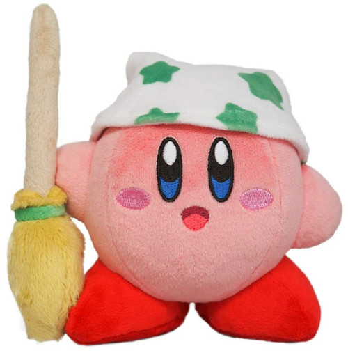 Kirby's Adventure Kirby 5-Inch Plush [Cleaning]