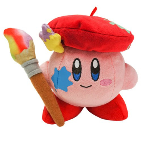 Kirby's Adventure Kirby 5-Inch Plush [Artist]