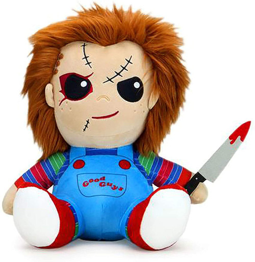 Child's Play Phunny Chucky 16-Inch Plush [HugMe, Vibrates!] (Pre-Order ships October)