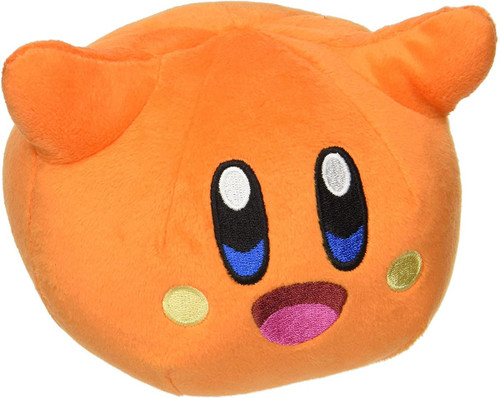 Kirby's Adventure Scarfy 5-Inch Plush