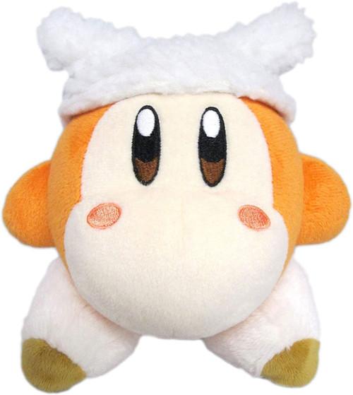 Kirby's Adventure Super Star Waddle Dee 6-Inch Plush [Sheep]