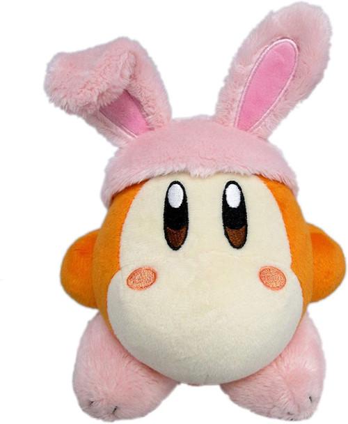 Kirby's Adventure Super Star Waddle Dee 6-Inch Plush [Rabbit]