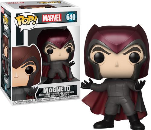 Funko X-Men 20th POP! Marvel Magneto Vinyl Figure #640